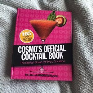 Other - Cosmopolitan Cocktail Recipe Book